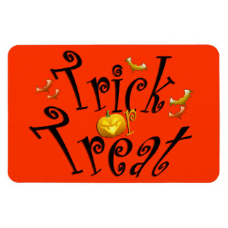 Trick or Treat Flexible Magnet