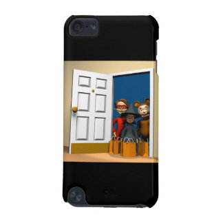 Trick Or Treat Ghost iPod Touch (5th Generation) Cases