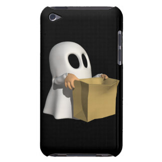 Trick Or Treat Ghost iPod Case-Mate Cases