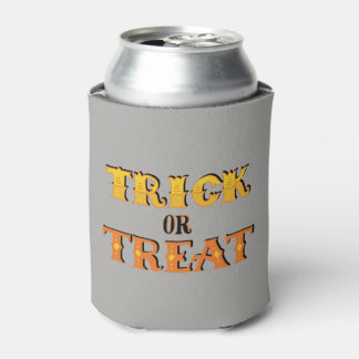Trick or Treat Halloween Can Cooler