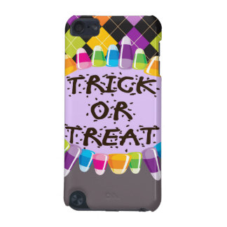 Trick or Treat Halloween Design iPod Touch (5th Generation) Covers