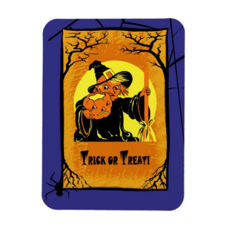 Trick or Treat ! Halloween Gift Magnet