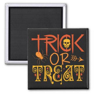 Trick or Treat Halloween magnet