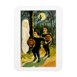 Trick or Treat Halloween Rectangular Photo Magnet