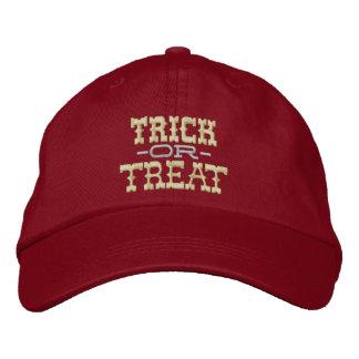 TRICK or TREAT hat Baseball Cap