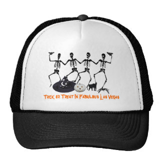 Trick or Treat In Fabulous Las Vegas Hat