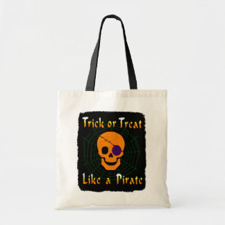 Trick or Treat like a Pirate