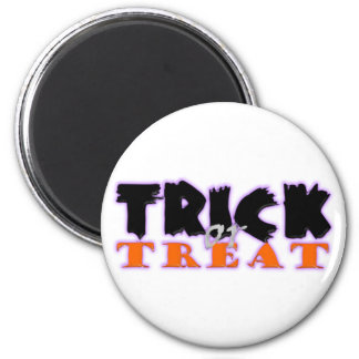 trick or treat magnet