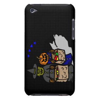 Trick Or Treat Monsters iPod Touch Cases