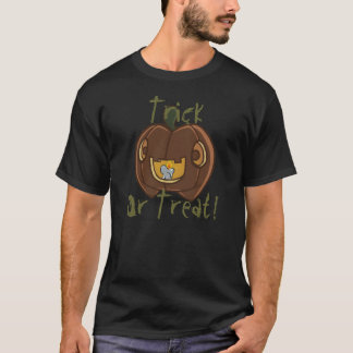 Trick Or Treat Pumpkin Shirt