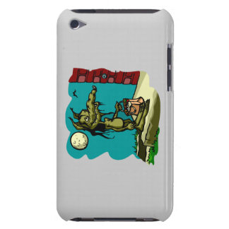Trick Or Treat Rat iPod Touch Cover