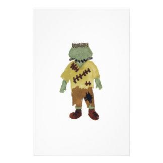 Trick or Treat Toddler Frankenstein Monster 14 Cm X 21.5 Cm Flyer
