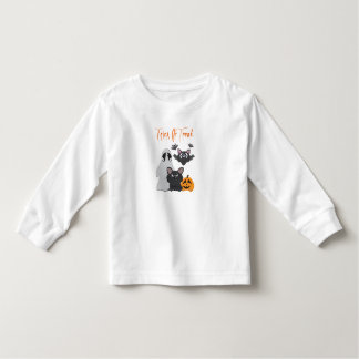 """Trick or Treat"" Toddler T-Shirt"