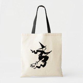 Trick or Treat Witch Wizard Halloween Bag