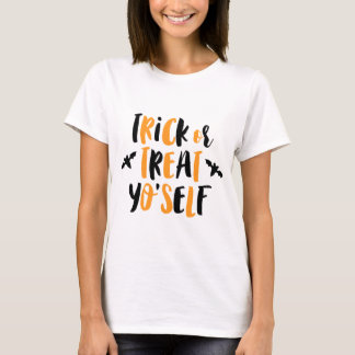 Trick or Treat Yo'self | Halloween T-Shirt