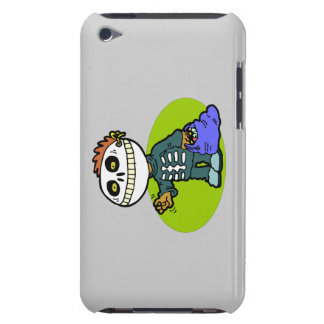 Trick Or Treat Zombie iPod Touch Cover
