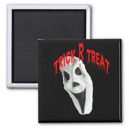 Trick R treat magnet