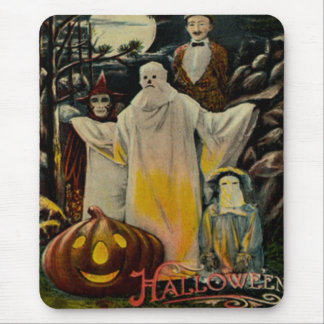 Trick R' Treaters Mouse Mat