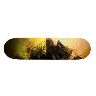 Trick the Tree 1 Custom Skate Board