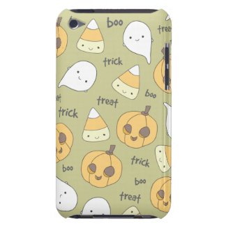 Trick Treat Boo iPod Touch Case