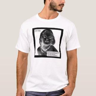 Trick Your Brain Portrait MM. T-Shirt