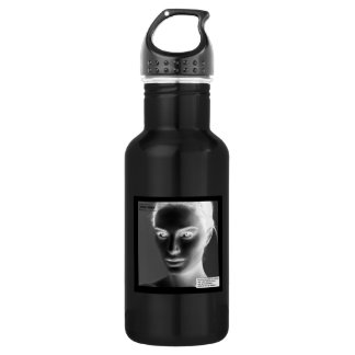 Trick Your Brain Portrait NP 532 Ml Water Bottle