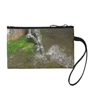 Trickling Waterfall Bubbling Water Bagettes Bag