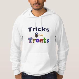 Tricks or Treats Halloween Hoodie Sweatshirt