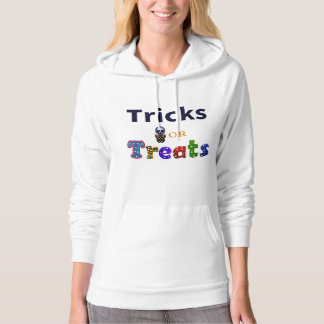 Tricks or Treats Halloween Hoody