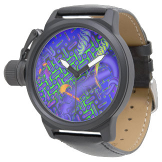 Tricky Bugger 3D Fractal Watch