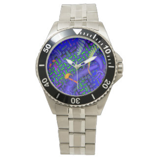 Tricky Bugger 3D Fractal Watches