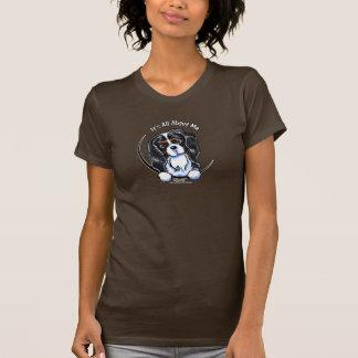 Tricolor Cavalier CKCS IAAM T-Shirt