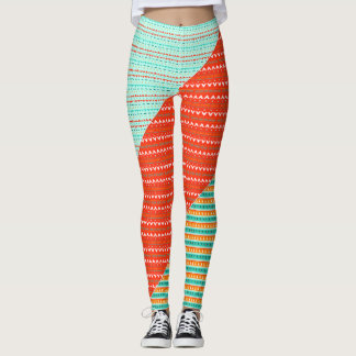 TriColor Leggings