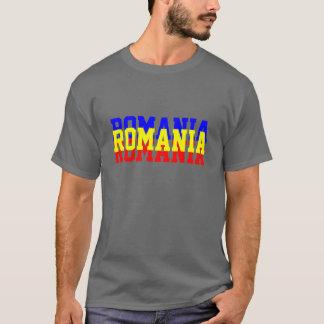Tricolor Romania T-shirt