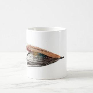 Tricolor Salmon Fly Mug