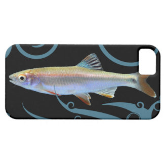 Tricolor Shiner with Stylized Waves iPhone 5 Covers