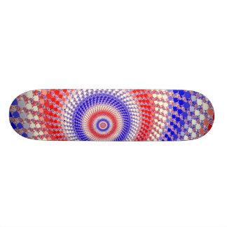 Tricolour Roundalls Skateboard