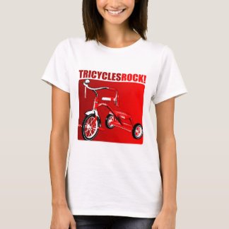 Tricycles Rock! T-Shirt
