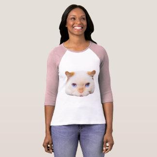 Trident the Cat Baseball T-Shirt