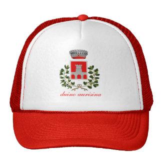 trieste cap duino aurisina trucker hat