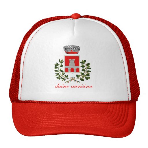 trieste cap duino aurisina hat