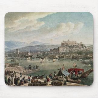 Trieste Harbour, 1802 Mouse Mat