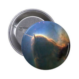 Trifid Nebula 6 Cm Round Badge