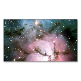 TRIFID NEBULA (outer space) ~.jpg Magnetic Business Cards