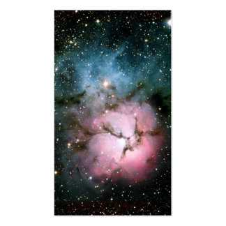 TRIFID NEBULA (outer space) ~.jpg Pack Of Standard Business Cards