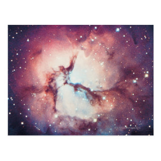 Trifid Nebula Postcard