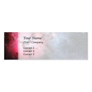 Trifid Nebula Space Astronomy Business Card Template