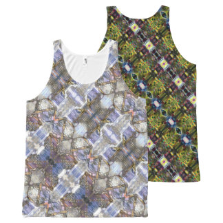 Trig 2 All-Over print tank top