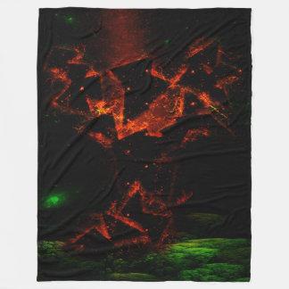 Trig Fleece Blanket