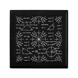 Trig & Triangles Gift Box